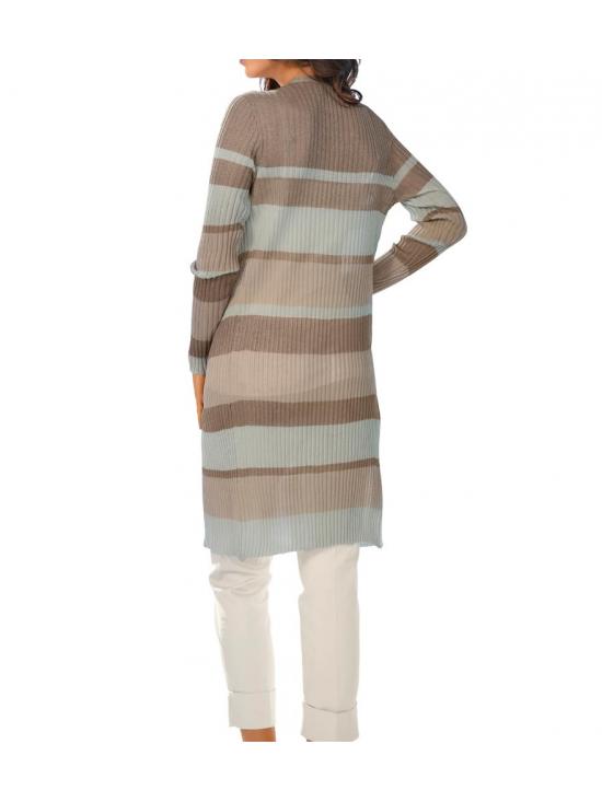 45e13d3ee2b9 Dlhý pletený sveter Ashley Brooke